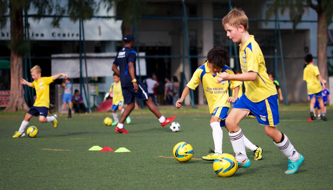 Soccer classes in Hong Kong