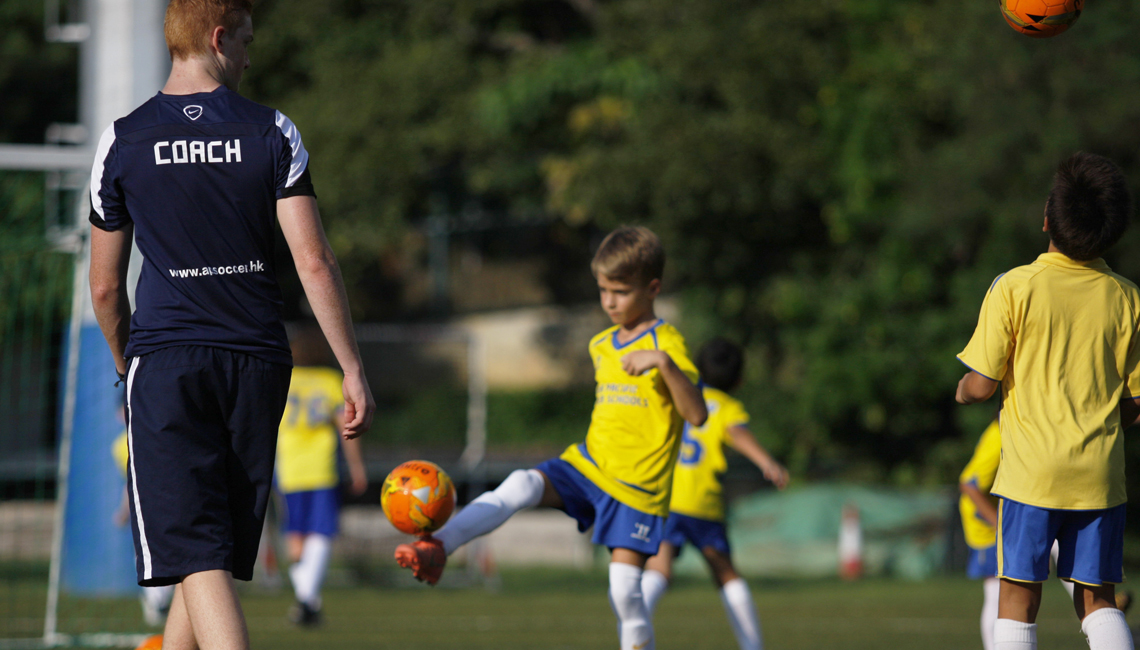 Football classes Sai Kung