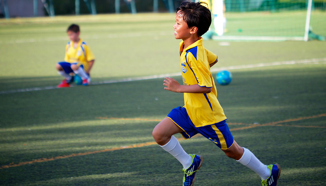 Best sports school in Hong Kong