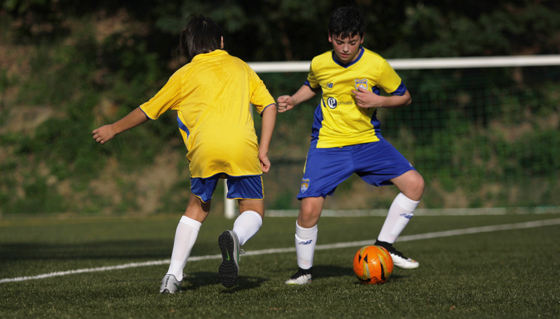 Football camp Hong Kong
